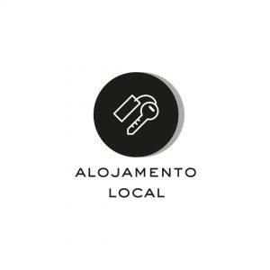 Ícone que representa a área de negócio Alojamento Local