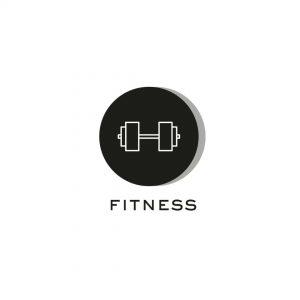 Ícone que representa a Área de Negócio do Fitness e Bem-Estar