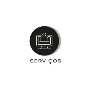 Ícone que representa a área de negócio Serviços